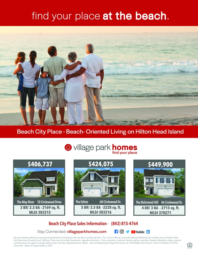 Beach City Place Showcase Homes 10-4-18-01